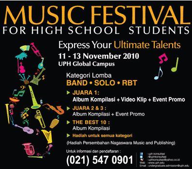 UPH Music Festival