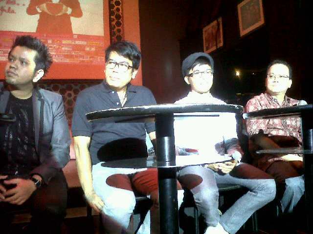 Febrian Launching Love Is
