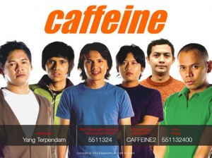 OST. Yang Terpendam by Caffeine