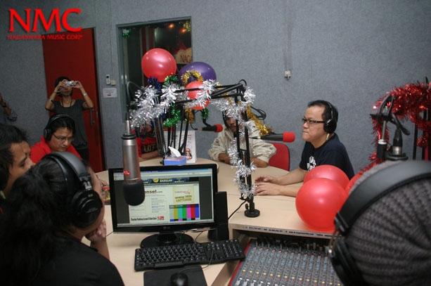 Siaran Marathon 26 Jam Nonstop Nagaswara FM Dimulai