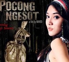 Keira Main Film Pocong Ngesot