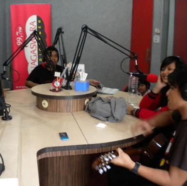 Nama Baru Superplus, Semangat Baru bersama Nagaswara FM