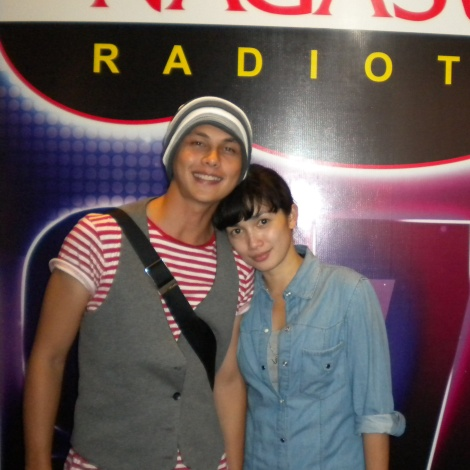 Duet Romantis Ussy Andika Phoner dan Live di Nagaswara FM