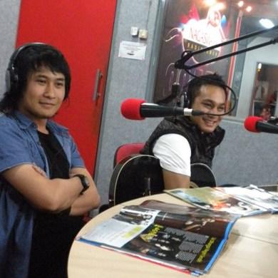 Let's Play Live dan Phoner di Radio Nagaswara FM