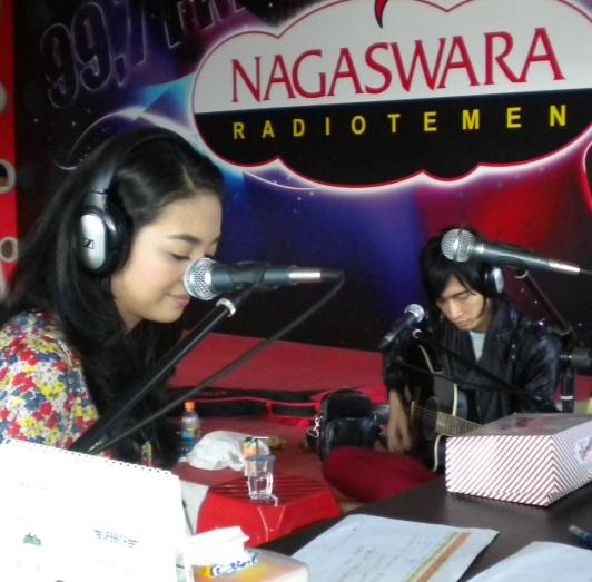 Phoner & Live Interview Nuri Maulida 'Pacarmu Lebih Dari Satu'