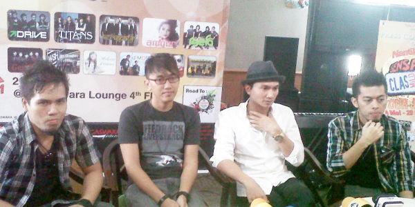 Soal Anji, Gitaris Drive Singgung Piyu dan Armand 'Gigi'