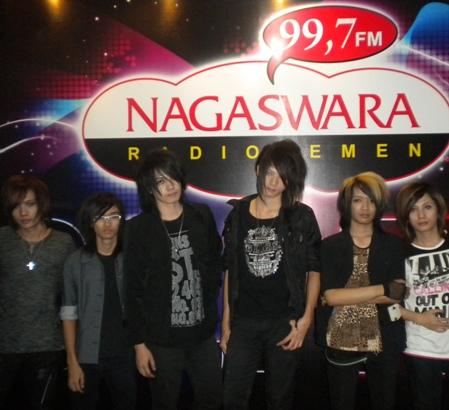 Jellyfish, Musik Hidup Ala Jepang Indonesia di Nagaswara FM