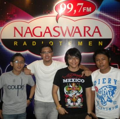 LUP Karena Cinta dan LUP People hadir di Nagaswara FM