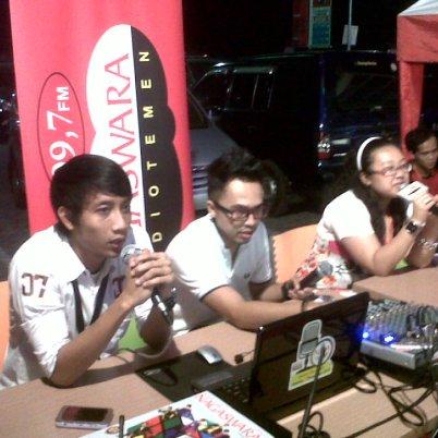 Temen Weekend Nagaswara FM Setiap Hari Sabtu Live dari Cibinong Square