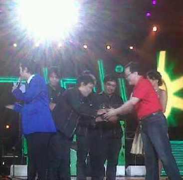 Wali Konser Aku Bukan Bang Toyib Live di SCTV dan Nagaswara FM