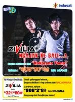 Zivilia Ngajak ke Bali