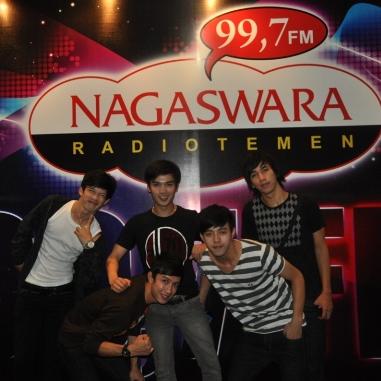 Dragon Boyz Love You No More Ramaikan Nagaswara FM