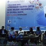 Nagaswara Berjuang Untuk Karya Musik
