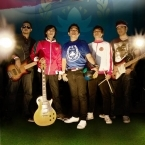 Pesta Band Suport Tim Merah Putih