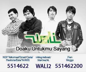 Nagaswara FM Top 40, 23 Juli 2011