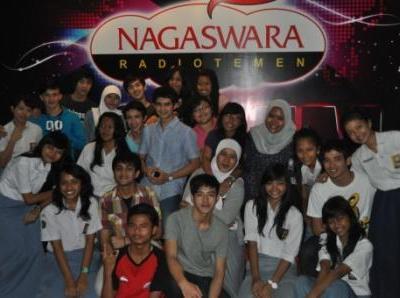 TREEJI di Nagaswara FM, Selalu Kompak Dengan Fans