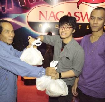Buka Puasa Bareng D'One dan Cakra Band di Nagaswara FM