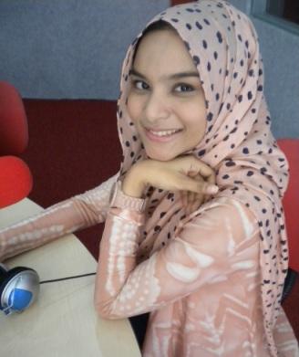 """Inarovi """"Terimalah Tobatku"""" di Nagaswara FM Bogor"""