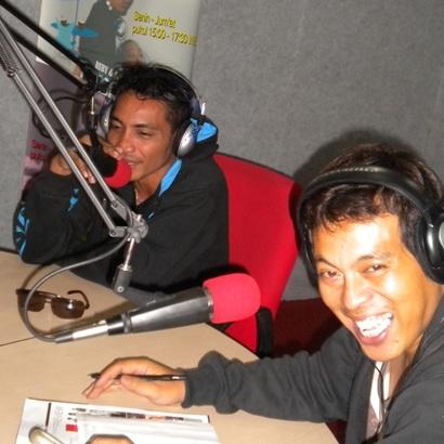 KK Band Datang Dengan Masa Lalu di Nagaswara FM