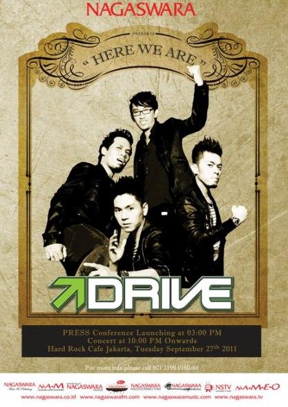 Drive Launching Album Cahaya Terang Live di Nagaswara FM & HRC Jakarta