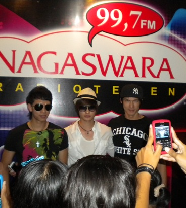 Hitz Yes Yes Yes, Hebohkan Temen Sore di Nagaswara FM