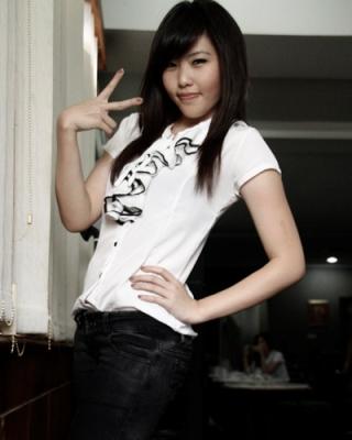 Kenal Lebih Dekat Priscill (Priscillia Klendy) Girls Band 6 Star