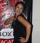 Melinda Latihan Thai Boxing di Nagafit