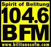 Nagaswara Top 10 di BFM Radio Belitung