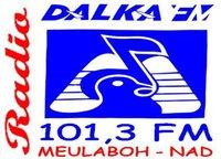 Nagaswara Top 10 di Radio Dalka 101.3 FM Meulaboh Aceh Barat