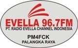 Nagaswara Top 10 di Radio Evella 96.7 FM Palangkaraya