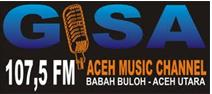 Nagaswara Top 10 di Radio Gisa 107.5 FM Aceh Utara