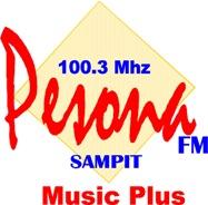 Nagaswara Top 10 di Radio Pesona 100.3 FM Sampit Kalimantan Tengah