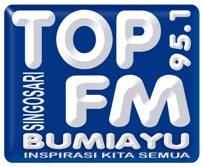 Nagaswara Top 10 di Radio TOP 95.1 FM Paguyangan Bumiayu