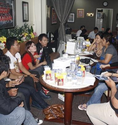 Dadali dan Zivilia Diburu Wartawan Malaysia