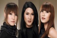 Heels Girlband Berwajah Korea