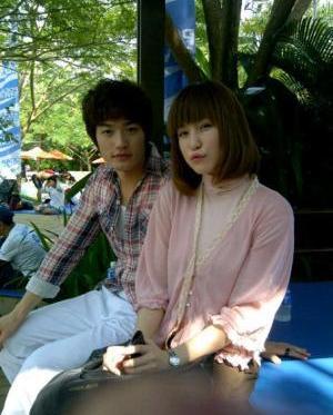 Lee Jeong Hoon HiTZ dan Pacarnya ?