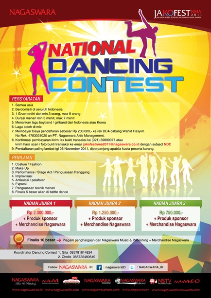 National Dancing Contest