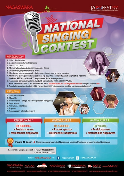 National Singing Contest