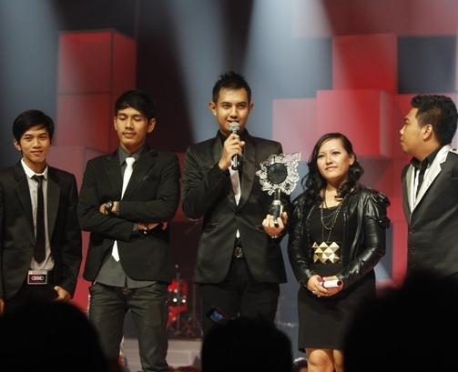 Inilah Pemenang NAGASWARA Music Awards (NMA) 2011