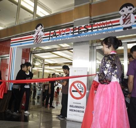 Jakofest dan NMA 2011 Resmi Dibuka