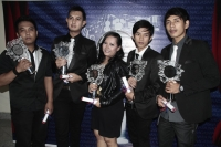 Merpati Band The Most Radio Top Request Single (Tak Rela)