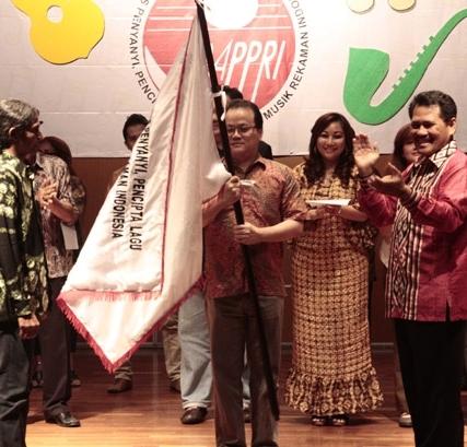 Pelantikan Rahayu Kertawiguna Sebagai Ketua DPD PAPPRI DKI Jakarta