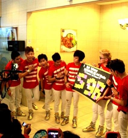 Super 9 Boyz (S9B) Banyak Kejutan Di Gathering Kedua