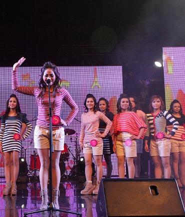 Serunya Acara Miss Sahabat Smartone 2012 Hongkong