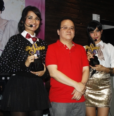 The Sister Launching Album Grown Up, Semangat Cinta Originalitas