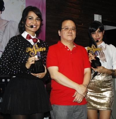 The Sister Launching Album Grown Up, Semangat Cinta Originalitas