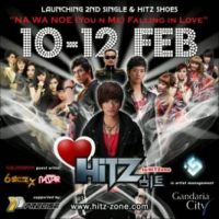 HiTZ, Launching Second Single Bareng HiTZone