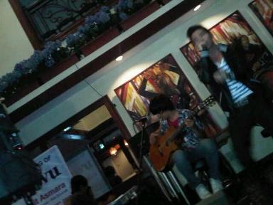 Patrick Soft Launching Single Terjangkit Asmara
