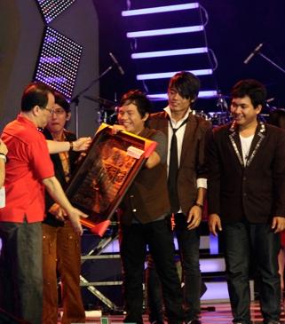 WALI Band Konser 4 Hari di Terengganu Malaysia