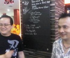 Adi Bing Slamet Buka Kafe
